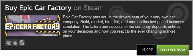 Buy EpicCarFactory